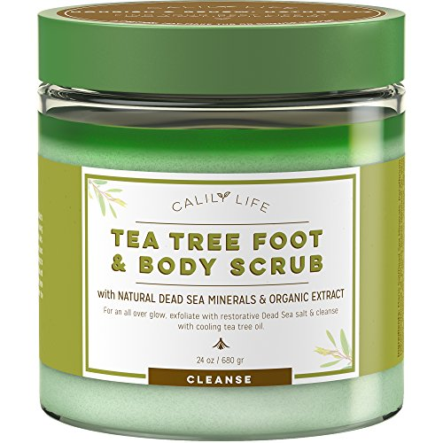 Tea Tree Body Scrub