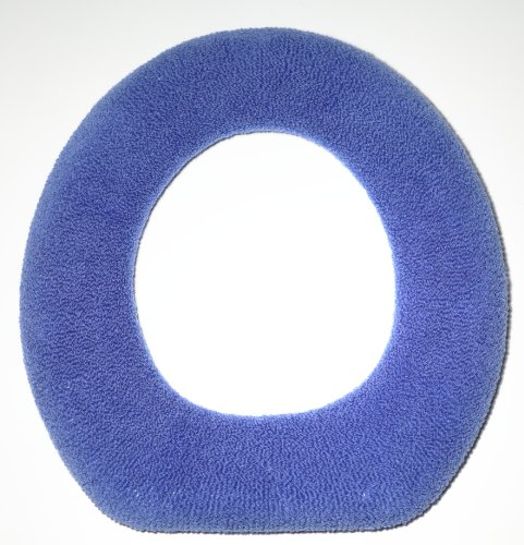 Warm and Fuzzy Toilet Seat Covers