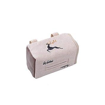 SHENGSHIHUIZHONG Caja de pañuelos para Auto, Papel para ...