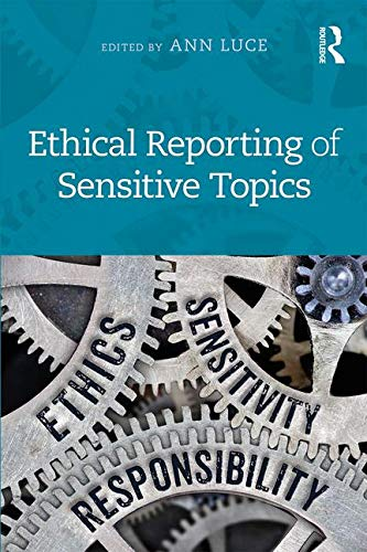 Pdf Self-Help Ethical Reporting of Sensitive Topics