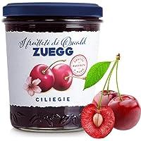 ZUEGG 嘉丽 樱桃果酱320g(德国进口)水果含量高达50%