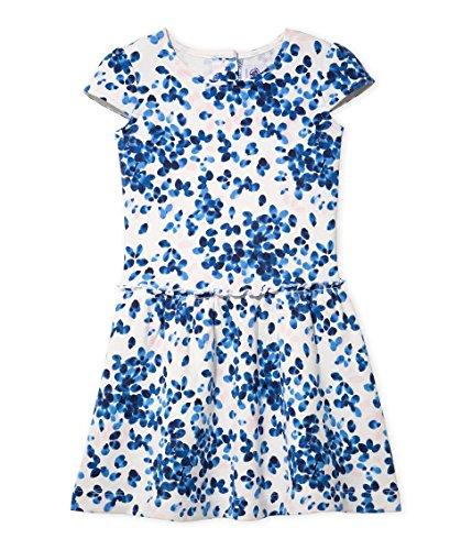 - Petit Bateau Girls' Fusion, Blue/Multi, 4y