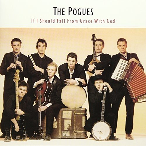 The Pogues - If I Should Fall From Grace With God (Japanese Mini-Lp Sleeve, Super-High Material CD, Japan - Import)