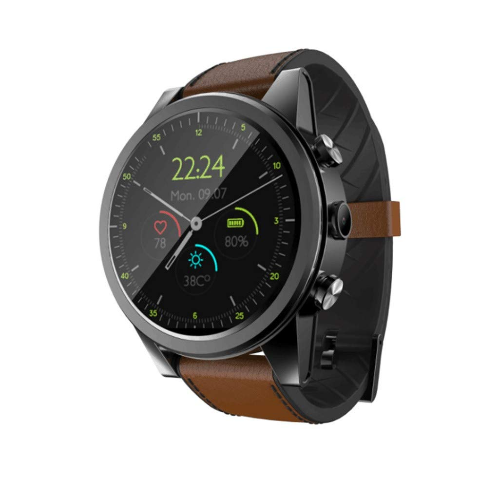 Smart Watch Camera Clearance Sale ! NDGDA X360 Android 7 GPS 3+32GB 2MP IP67 Waterproof 4G Smart Watch by NDGDA Smart Watch