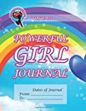Powerful Girl Journal - Rainbow Journey, Ginny Dye, 149372875X