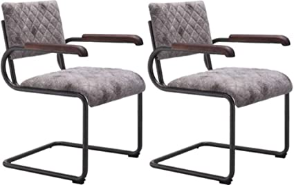 Wondrous Amazon Com Zuo Modern 100405 Father Dining Arm Chair Set Machost Co Dining Chair Design Ideas Machostcouk