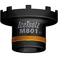 IceToolz Unisex's M801 Lockring Tool, Grey, One Size