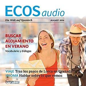 ECOS audio - Buscar alojamiento en verano. 08/2016 Hörbuch