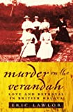 Front cover for the book Murder on the Verandah by Eric Lawlor