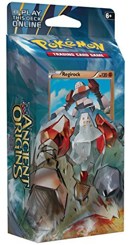 The Pokemon Company XY 7 Ancient Origins Theme Deck Trading Card Game by The Pokmon Company