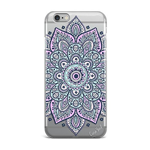 CaseYard Dakota Mandala Clear iPhone product image