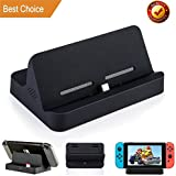 Nintendo Switch Charging Stand, Playstand for Nintendo Switch, USB Type C Charging Station, Charging dock for Nintendo Switch with speaker