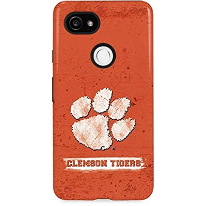 Amazon.com: Clemson University Google Pixel 2 XL funda ...