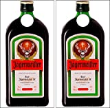 C281 Jagermeister CORNHOLE WRAP WRAPS LAMINATED Board Boards Decal Set Decals Vinyl Sticker Stickers Bean Bag Game Vinyl Graphic Tint Image