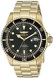 Invicta Men's 'Pro Diver' Quartz Stainless Steel Casual Watch (Model: 22062)
