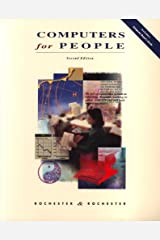 Computers for People: Concepts and Applications by Rochester Jack B. (1991-01-01) Paperback Paperback