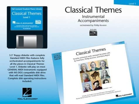 Hal Leonard Student Piano Library - Classical Themes Level 1