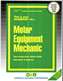Motor Equipment Mechanic, Jack Rudman, 0837304598