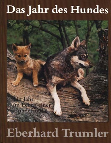 Das Jahr des Hundes. Ein Jahr im Leben einer Hundefamilie