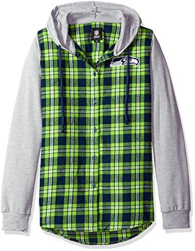 Flannel Womens Jacket - 4