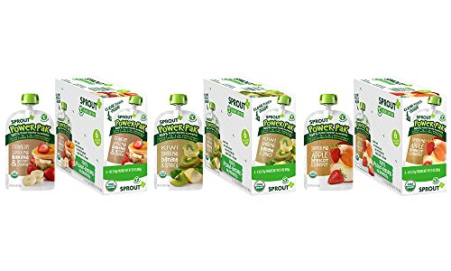 Sprout Organic Strawberry Butternut Superblend product image