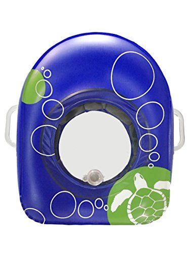 Sea Window Tortuga Deluxe Snorkeling Window with Camera Mount