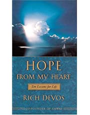 Hope From My Heart: Ten Lessons For Life
