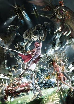 Final Fantasy XIII Poster by Final Fantasy: Amazon.es: Videojuegos