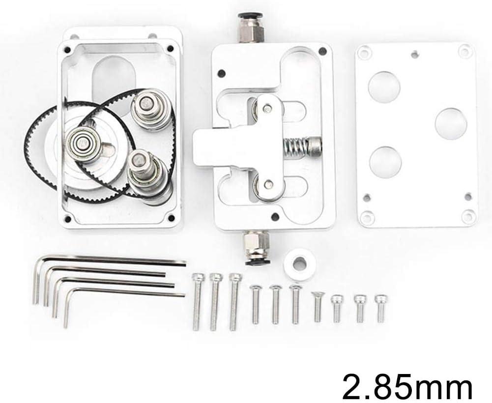 ROKOO Extrusor de deceleración de Doble Rueda de Metal 1.75mm ...