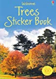 img - for Trees Sticker Book book / textbook / text book