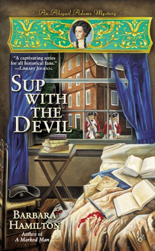 Sup With the Devil (An Abigail Adams Mystery Book 3)