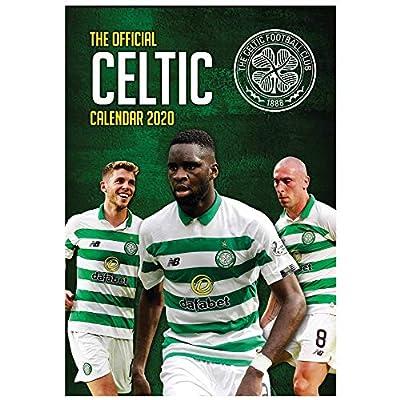 Official Celtic FC 2020 Soccer Calendar (A3)