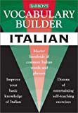 Vocabulary Builder%3A Italian%3A Master