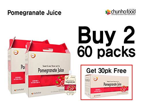 (Special Promotion) Chunho Food Pomegranate Juice by Chunho Food