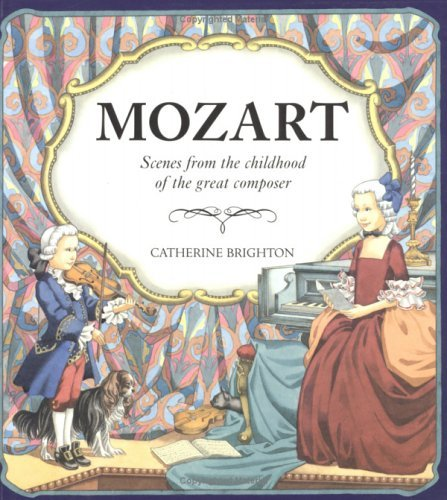 Mozart: Scenes from the Childhood of the Great Composer (Windy Edge) (2005-04-30)