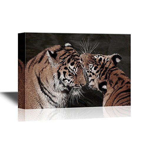 Romantic Tigers in Love Gallery