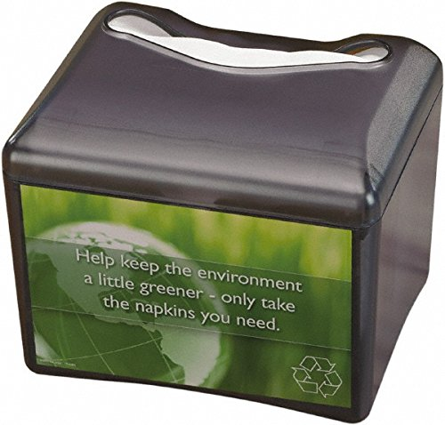 6-1/2 x 6-1/8 x 6-7/8, Napkin Dispenser by San Jamar