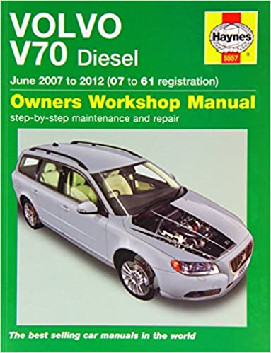 Volvo v70 07 12 chris randall 9780857335579 amazon books fandeluxe Images