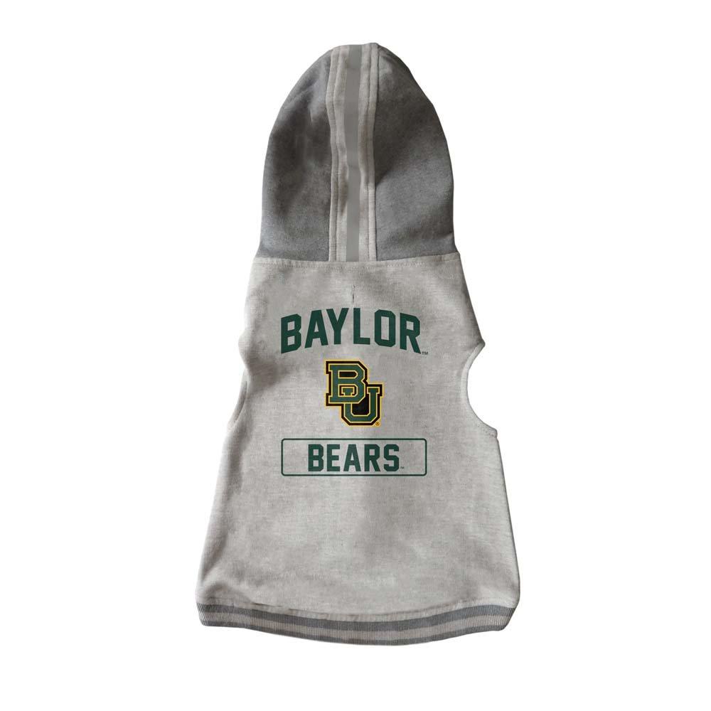 NCAA Baylor Bears LittlearthNCAA Pet Hooded Crewneck Type