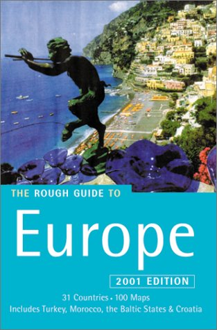 The Rough Guide to Europe 2001, 7th Edition (Europe (Rough Guides)) pdf epub