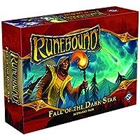 Fantasy Flight Games Game Runebound Third Edition: Fall of The Dark Star Scenario Pack