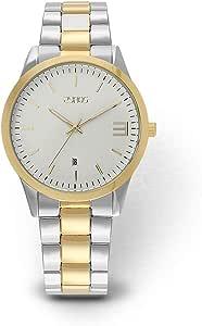 زايروس ساعة رسمية للرجال - معدن، ZY454M060611