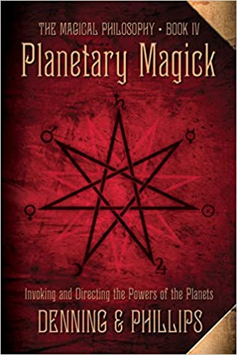 Amazon com: Planetary Magick: Invoking and Directing the