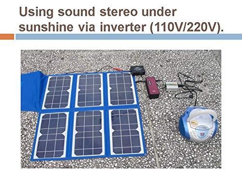 GMH-001 iSolar Portable Folding Solar Kit 45W