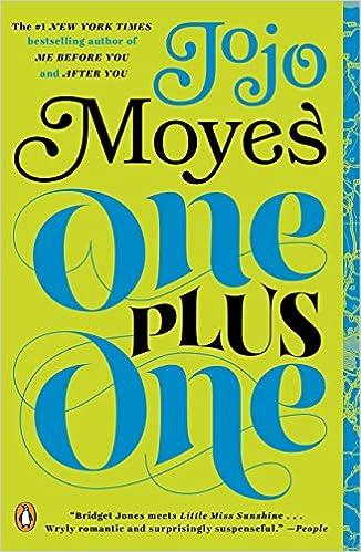 Resultado de imagem para one plus one book cover