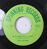 The Petites 45 RPM Blessed Are They / Marguerite
