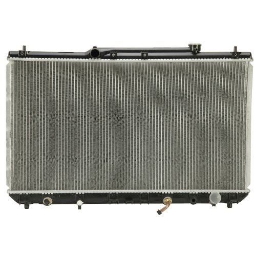 Spectra Premium CU1909 Complete Radiator for Toyota Camry (Toyota Camry Radiator)