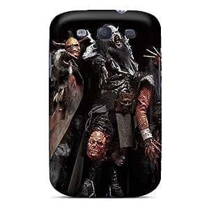 LauraAdamicska Samsung Galaxy S3 Best Cell-phone Hard Cover Customized Beautiful Lordi Band Skin [EfQ13792MDNi]
