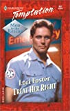 Treat Her Right, Lori Foster, 0373259522