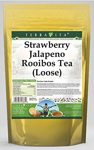 Strawberry Jalapeno Rooibos Tea (Loose) (8 oz, ZIN: 545903) - 3 Pack